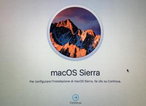 Installazione OSx 2